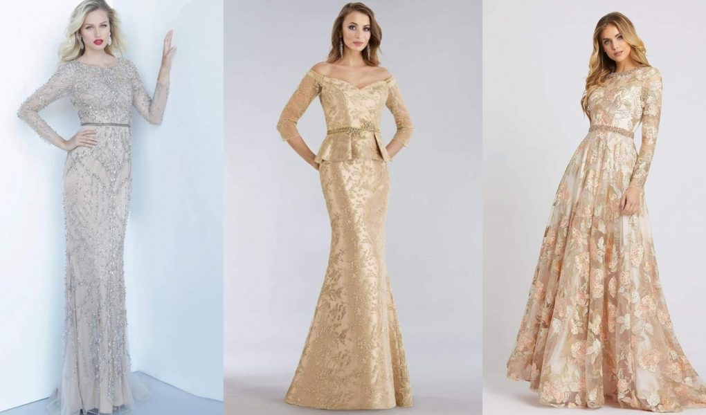 Top Mother of The Bride Dresses in 2021 Styles to Try