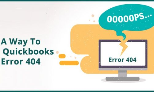 How to Fix QuickBooks Page Not Found Error 404?