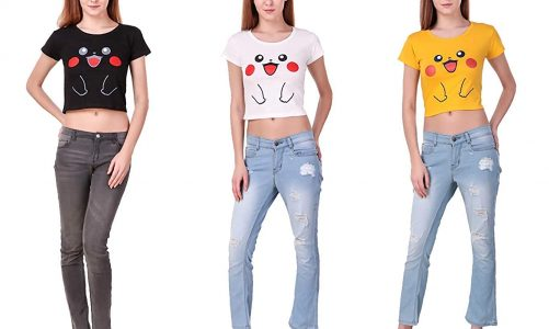 5 Ways to Style a Crop Top